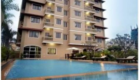 Phnom Penh | Upgraded Full Serviced Apartments