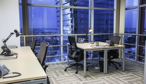 Internationl Serviced Office Space for Lease