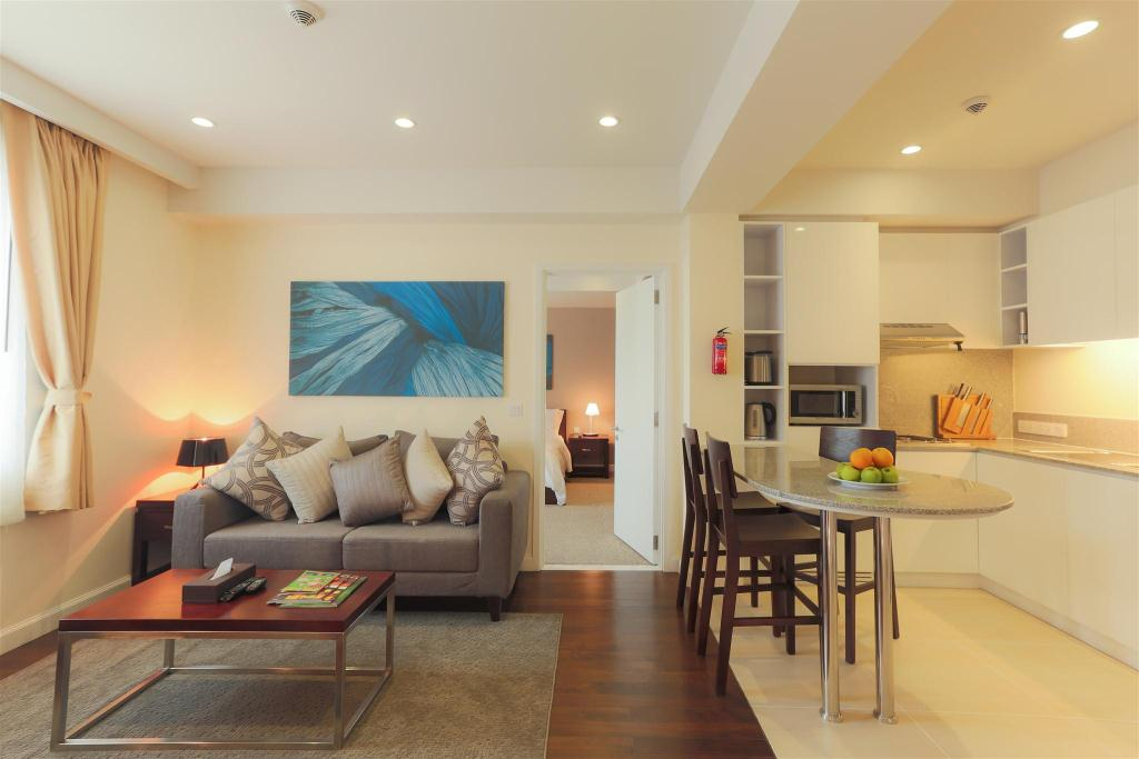 Luxury Full Serviced Apartments