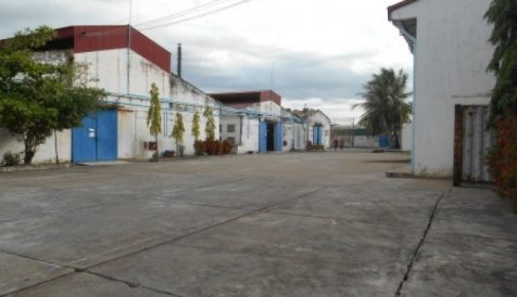 Land & Warehouse for Sale along National Road No. 2