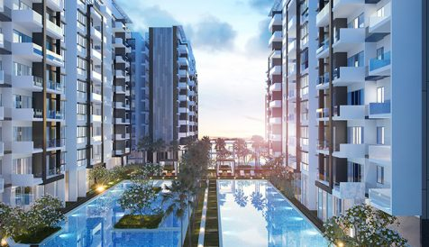 Axis Residences Khmuonh