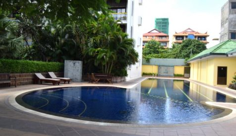 Green Compound, 2 Bedroom Serviced Apartment