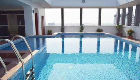 1&2 Bedroom Apartment with Roof-top Swimming Pool Toul Tum Poung 2