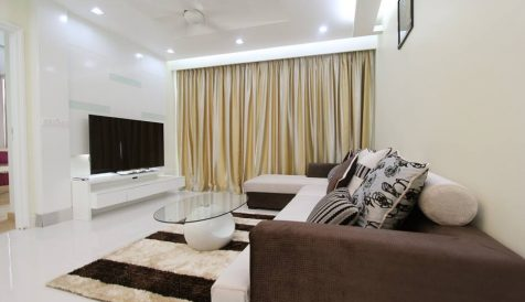 New Luxury Serviced Apartment in BKK1