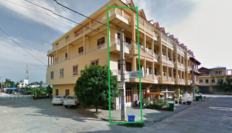 Phnom Penh | Corner Shophouse For Sale