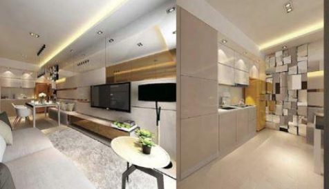 BKK 1 | Amazing 42nd Floor One Bedroom Luxury Condo