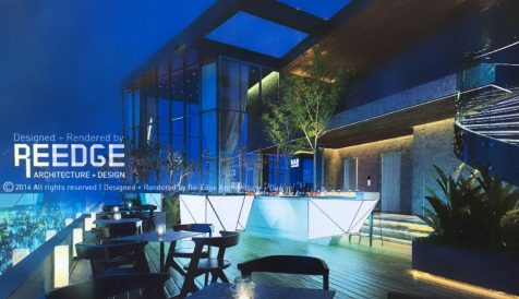 4-Star Boutique Hotel - F&B Space Available
