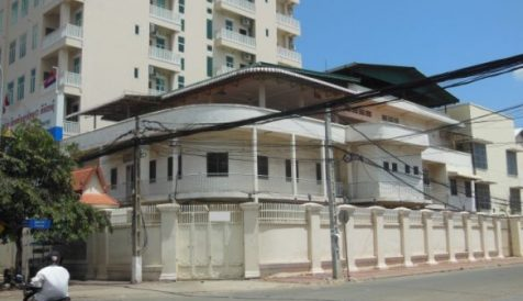 Toul Kork | Villa for Lease in Prime CBD Location