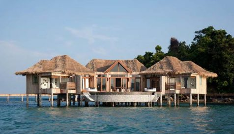 2 Bedrooms Over-Water Villas