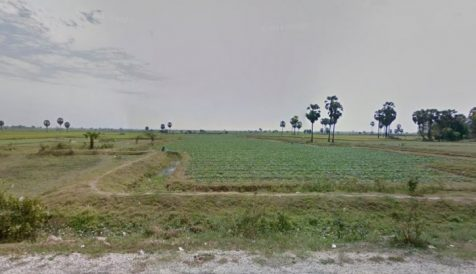 Kandal | 32Ha Land plot for sale near Preak Ta Meak Bridge – CBRE Cambodia
