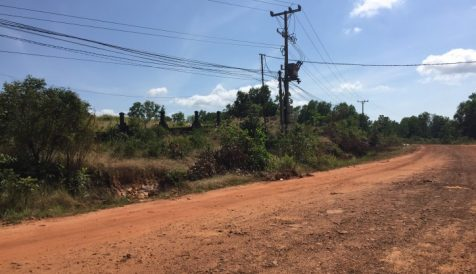 Development Land in Sihanouk Ville