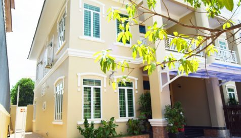 Phnom Penh | 4 Bedroom Villa In Toul Kork For Rent