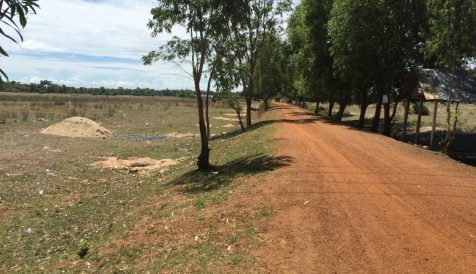 Kambong Speu | Industrial Land For Lease – National Road No. 5