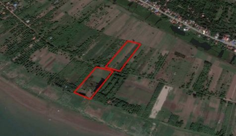| River front land in Arey Khsat