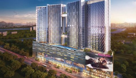 2 Bedroom Resale @ The Bridge BKK 1