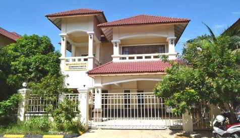 7 Makara | 4 Bedroom Villa in Borey Toul Sangkae