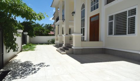 Semi Furnished Brand New 4 Bedroom Villa