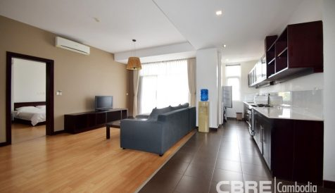 2 Bedroom Near Independence Monument Tonle Bassac