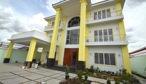 New Built 5 Bedroom Villa For Rent Phnom Penh Thmey