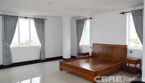 Two Bedrooms Apartment Near Aeon Mall Tonle Bassac