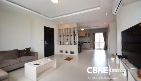 Two Bedroom Apartment With Mini Pool Boeung Kak 1