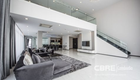 Amazing 5 Bedroom Duplex Penthouse