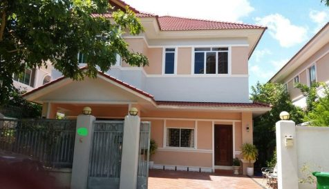 4 Bedroom House @ Bassac Garden City Tonle Bassac