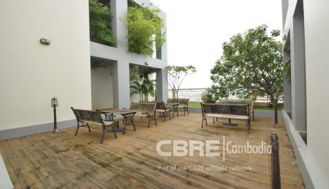 Unfurnished 4 Bedroom Apartment For Rent in TK Boeung Kak 1