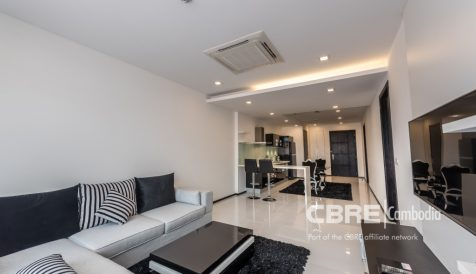 Luxury 1 Bdr Serviced Apartment @ Maline Boeung Reang