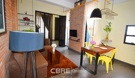 Comfortable Studio Near Aeon Mall Tonle Bassac