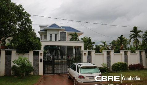 4 Bedroom Villa For Sale In Siem Reap