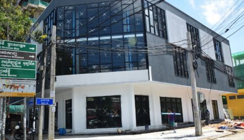 Phnom Penh | New Office For Rent in BKK 1
