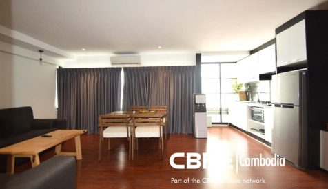 Great Interior 1 Bedroom Apartment, BKK1