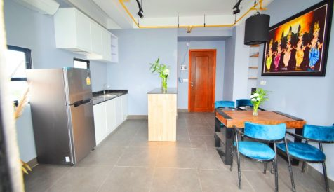 Duplex 2 Bedroom Penthouse Near Aeon Mall Tonle Bassac