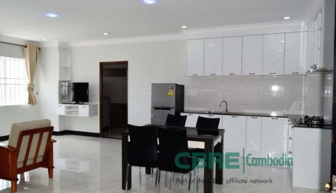 2 Bdr Apartment in BKK2 Kaoh Anlong Chen