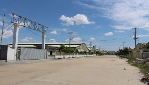 INDUSTRIAL LAND AVAILABLE FOR LEASE & BUILT TO SUIT Baek Chan