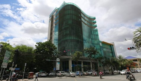 Grade B office for rent in Daun Penh District Chakto Mukh