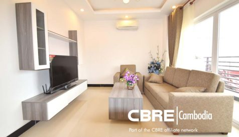 3 Bedroom Apartment in Toul Kork Boeung Kak 1