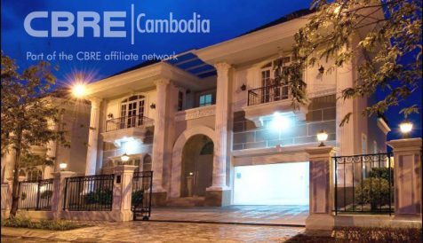 Phnom Penh | 5-Bedroom Swimming Pool Villa For Rent @ Grand Phnom Penh