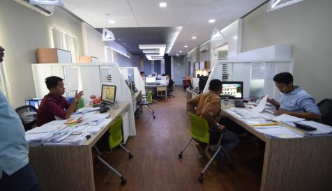 149 SQM Commercial Office space for lease in BKK1 (rare opportunity)