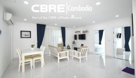 Pleasing 2 Bedroom Apartment In Toul Tom Poung Toul Tum Poung 1