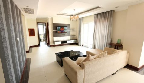 Modern 1-2-3-Bedroom Serviced Apartment in Toul Kork Boeung Kak 1