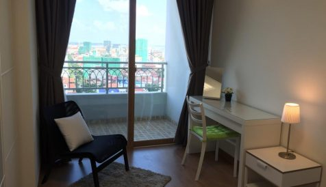 16th Floor 2 Bedroom Apartment at De Castle Royal BKK 1
