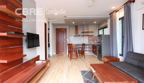 Brand New 1 Bedroom Apartment near Toul Tom Poung Phsar Daeum Thkov