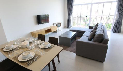Brand New 2 Bedroom Apartment in Toul Kork Boeung Kak 1