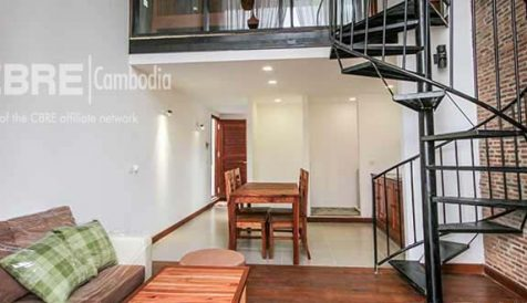 Loft Design One Bedroom Apartment in BKK2 BKK 2