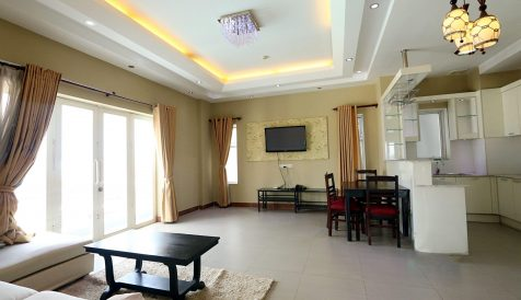 Beautiful 1-2-Bedroom Serviced Apartment in  Toul Tom Pong Toul Tum Poung 2