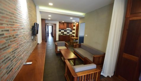 Brand New Studio Apartments Available in Tonle Bassac Tonle Bassac