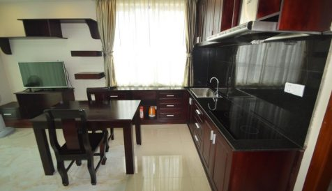 Centrally Located 1-Bedroom Serviced Apartment in BKK3 BKK 3