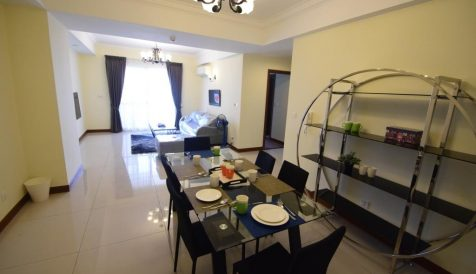 Tonle Bassac Located 2-Bedroom Apartment near Aeon Mall Tonle Bassac